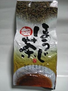 静岡県牧之原市村松園のほうじ茶