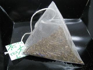 静岡県牧之原市村松園のほうじ茶ティーバック一煎用茶葉