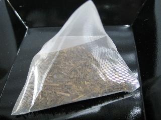 静岡県牧之原市村松園のほうじ茶ティーバック5g茶葉